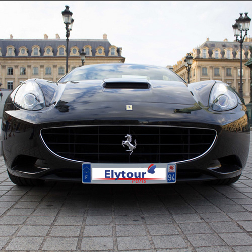 Luxury car rental paris INCENTIVE