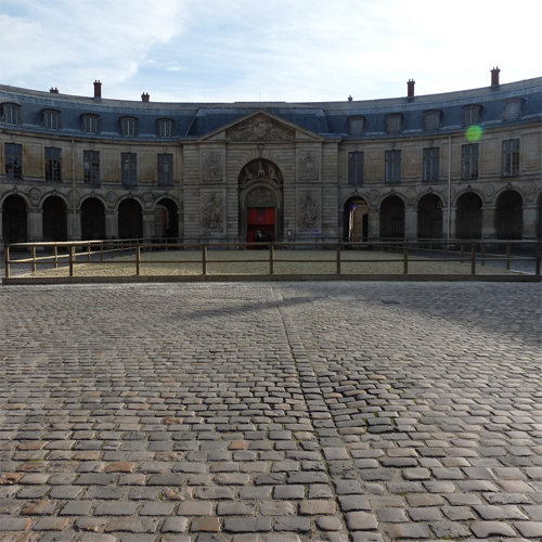 Guided visit Grand Royal Stable Versailles