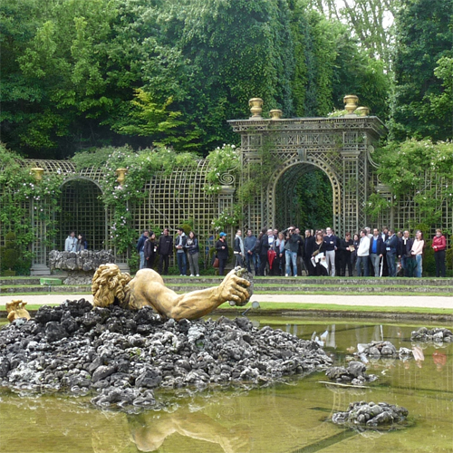 CHASSE AUX TRESORS VERSAILLES